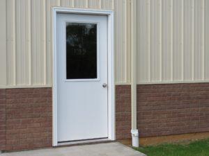 Flush_half lite_entry door