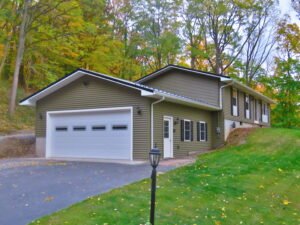 Garage Addition, Siding and Roofing_Honeoye, NY_Keuka Valley Builders