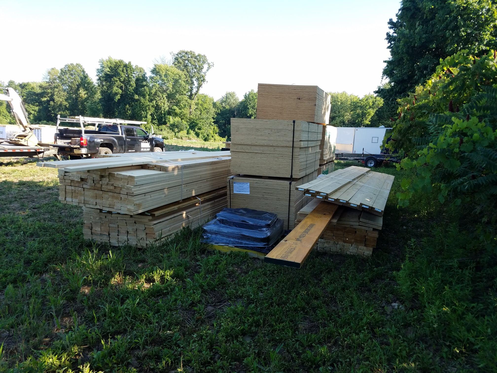deck installation bloomfield