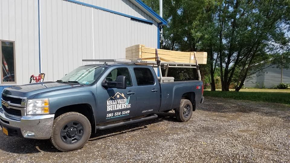 deck installation farmington