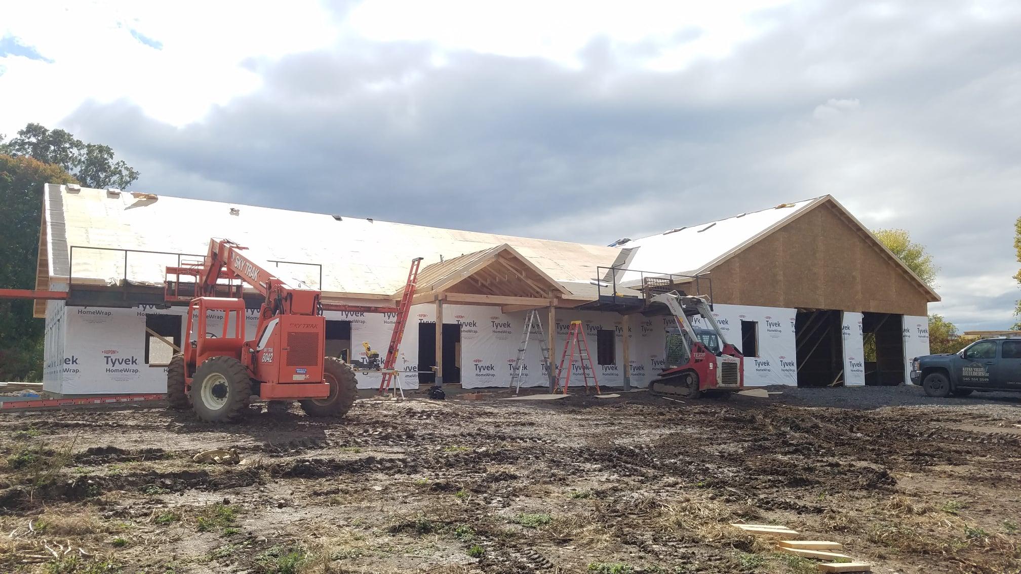roofing farmington